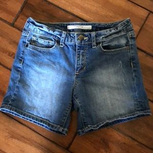 Joe's denim jean shorts size 12